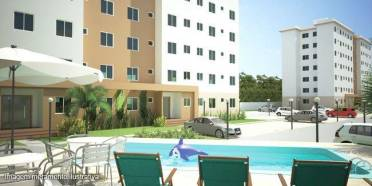 Apartamentos - Residencial Onix Residencial Onix