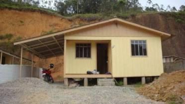 Casas - Casa de Madeira